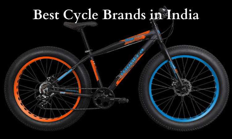 Best Cycle Brands in India