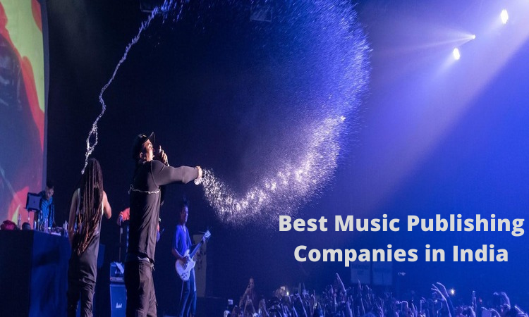 Best Music Publishing Companies in India