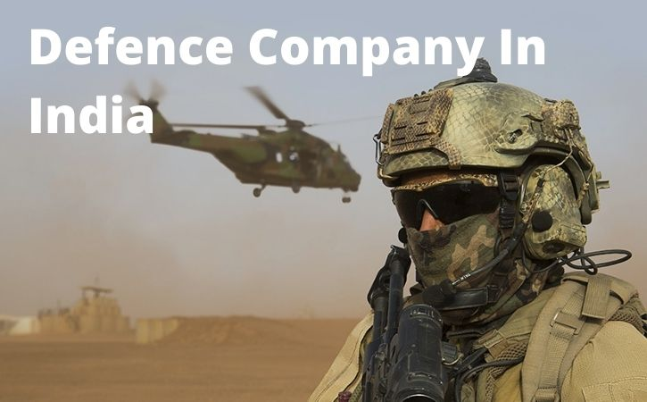 Defence Company In India