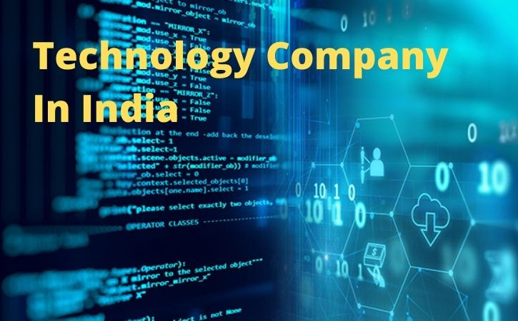 Technology Company In India
